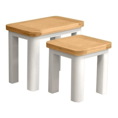 Nest of tables totally apart